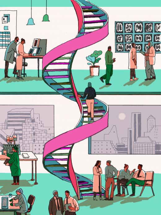 CRISPR em 2018: edição genética cada vez mais perto de você