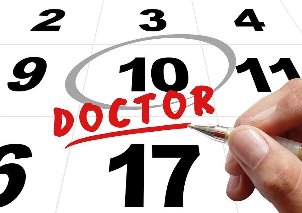 Agenda iCal: compartilhe sua agenda médica com colegas de trabalho